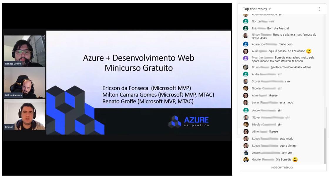 Meetup-Microsoft-azure-online-events