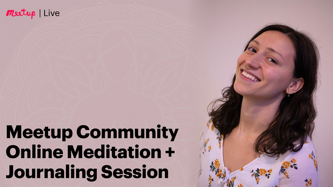 Meetup-meditation-event